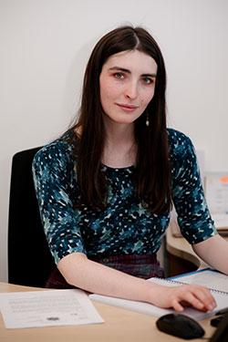 Liath Hannon | Legal Secretary at Work