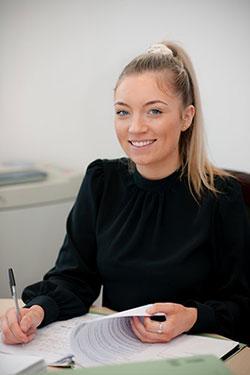 Mikaela McSkeane | Legal Assistant at Work